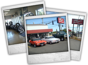 Photos of Hillyer's Tire & Wheel located at 2959 Silverton Rd NE, Salem, OR 97301